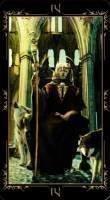 4 Император. Колода Таро Темных Сказок