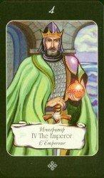 4 Император. Таро Эра Водолей