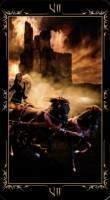 7 Колесница. Колода Таро Темных Сказок