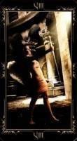 8 Правосудие. Колода Таро Темных Сказок