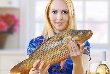 Рыба в руках - что означает сон
