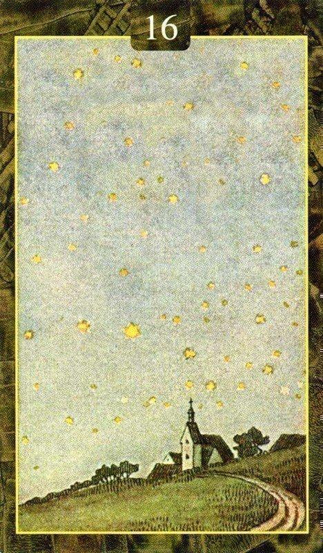 Карты Ленорман. Звезды