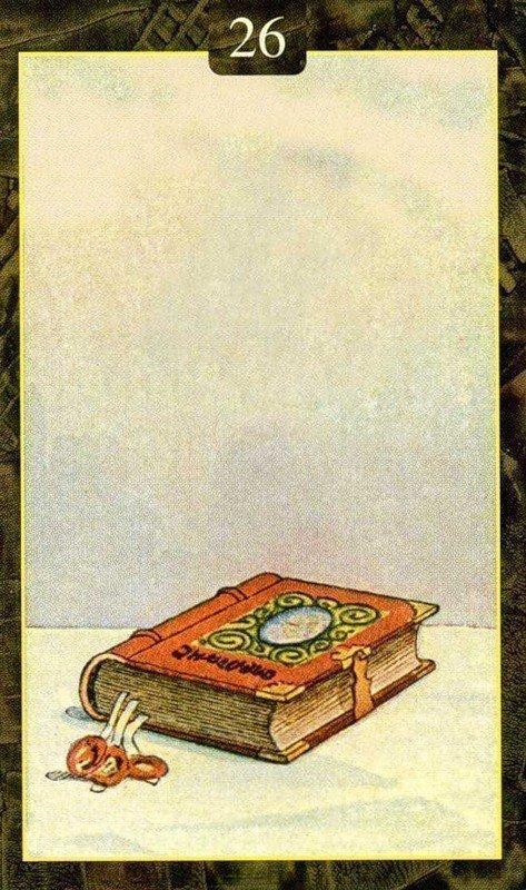 Карты Ленорман. Книга
