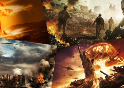 Война в 2020 году и конец света