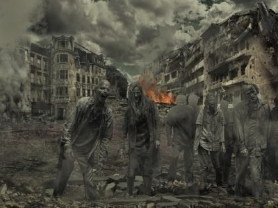 Зомби Апокалипсис в 2020 году