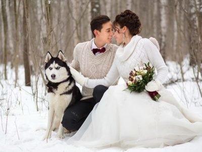 Свадьба в феврале 2020 года