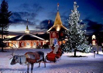 Как встречают Новый год в Финляндии