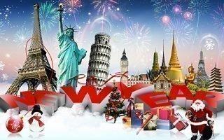 Новогодние и рождественские приметы и традиции стран мира