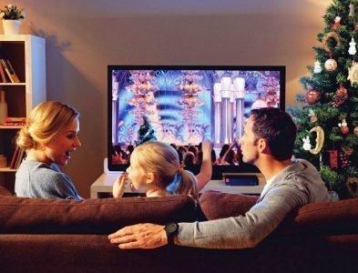Семейные фильмы на Новый год