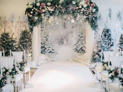 Свадьба в январе 2020 года