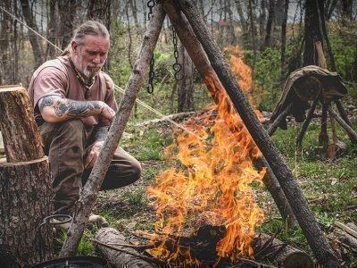 Навыки обитания в лесу в обучение магии