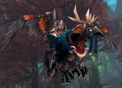Гиппогриф в World of Warcraft