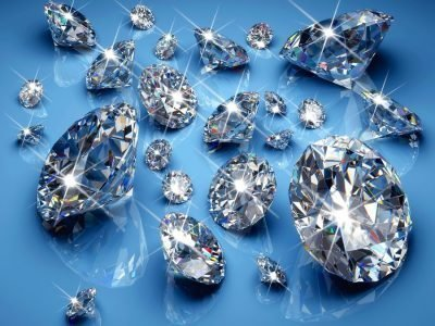 Камень по гороскопу алмаз