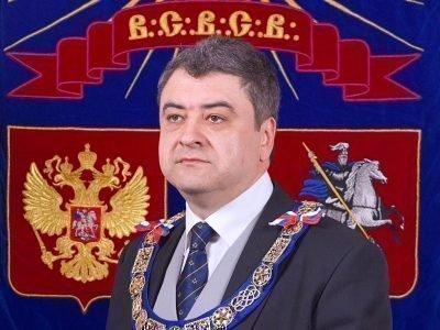 Андрей Богднов - Верховный Мастер масонов России