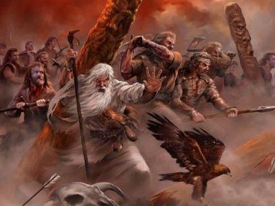 Боевая магия славян