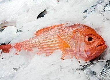 Сон про замороженную красную рыбу