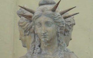 Геката — древнегреческая богиня тьмы, ночи и колдовства