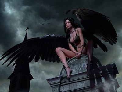 Лилит - первая жена Адама