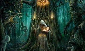 О древней магии друидов: заклинания, работа с порталами, природный гороскоп