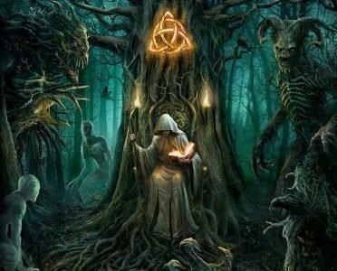 Магия друидов