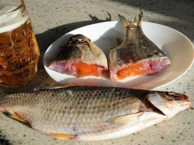 Сушеная рыба с икрой - толкование сна