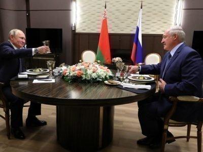 Приснилась встреча президентов