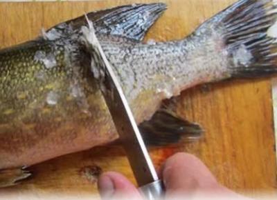 Ритуал с рыбьей чешуей