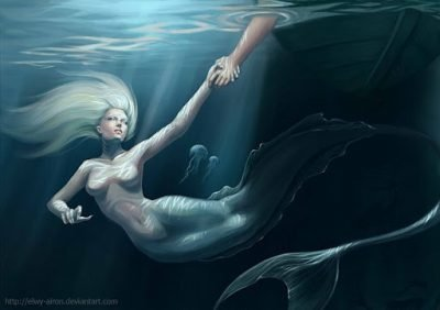 Легенды про русалок