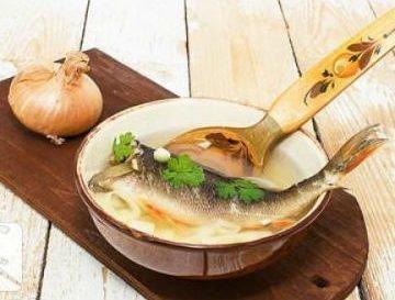 Сон про рыбный суп или уху