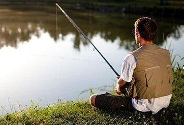 Ловить рыбу на удочку мужчине - сон