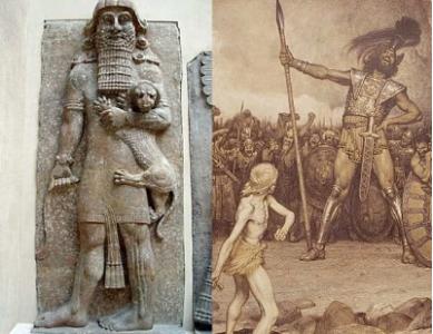 Иллюстрации в книгам Еноха