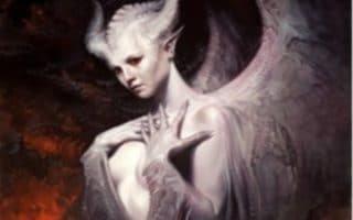 Кто мать дьявола Люцифера