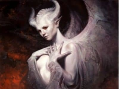 Мать Люцифера