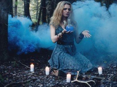 Инициация в ведьму