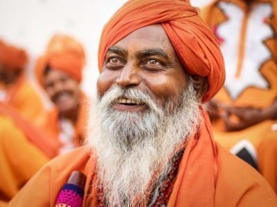 Индиец Ашиш Мехта