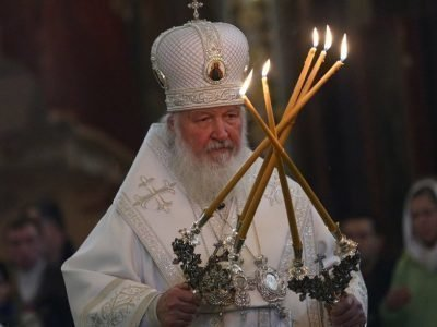Патриарх Кирилл о коронавирусе