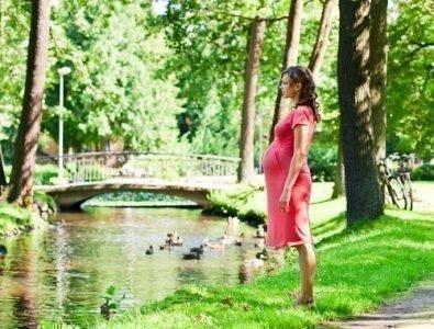 Сон про беременную женщину