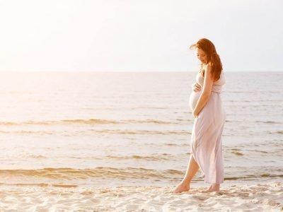 Беременной приснилось море - толкование