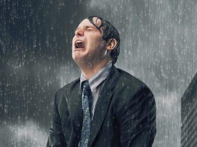 Бывший муж плачет во сне - толкование