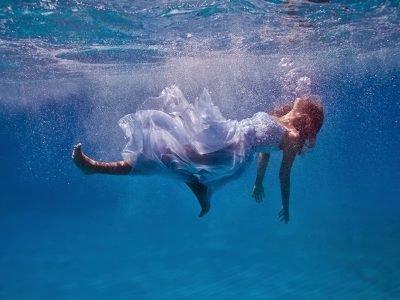 Тонуть в море - сон