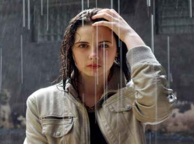 Заговор на мужчину в дождь