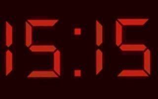 Значение 15:15 на часах по нумерологии Ангелов