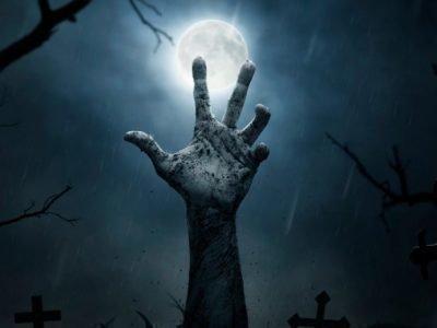 Зомби на кладбище толкование сна