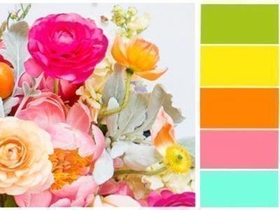Счастливые цвета для Тельцов