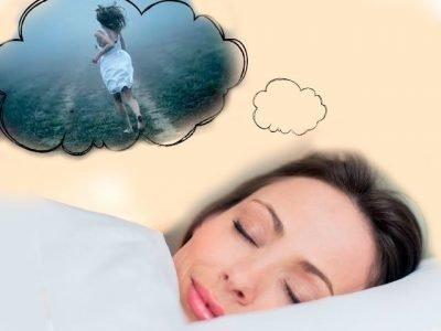 Убегать от покойника во сне