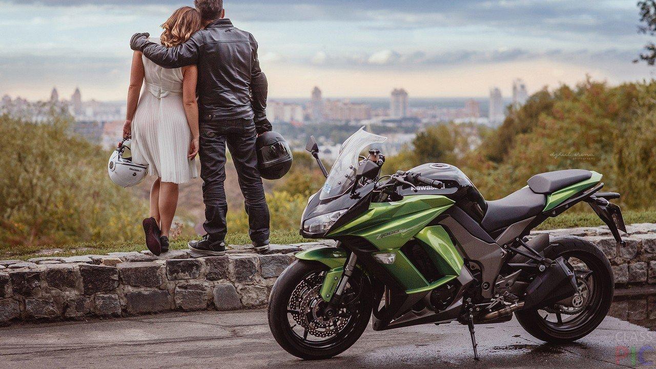 Сон с девушкой и мотоциклом