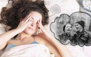 К чему видеть во сне покойного пьяным
