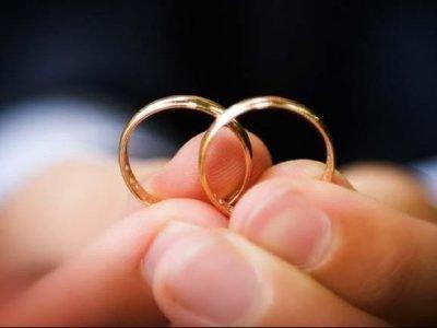 Ритуалы с обручальными кольцами
