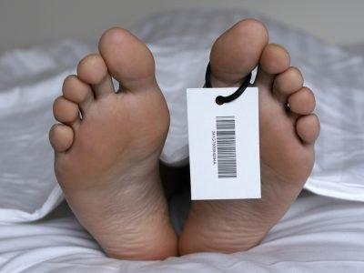 Ноги покойника во сне